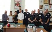 Burmistrz Barlinka, zastępca Burmistrza Barlinka, Barlineccy Policjanci